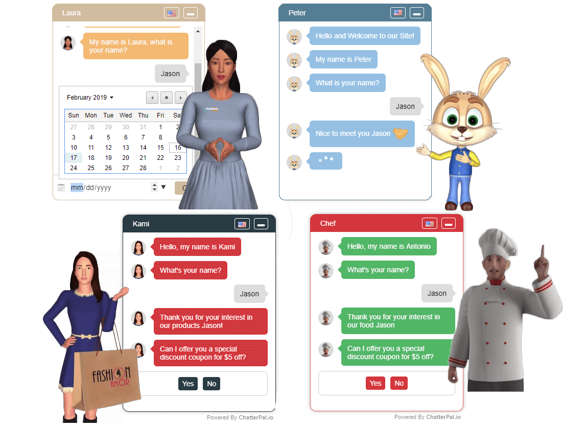 smart chat bots
